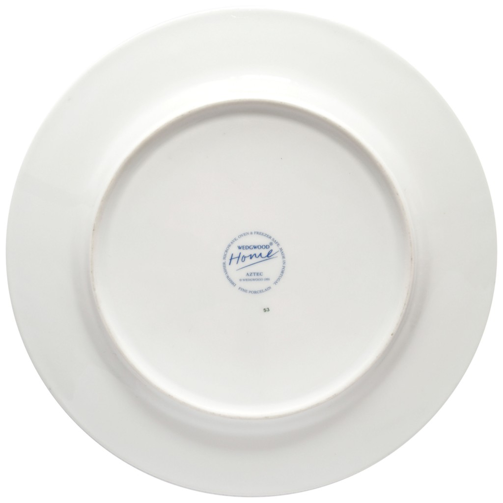 There are 2 sets of this item available.  sc 1 st  Nivag Crockery & Nivag Crockery: Wedgwood - Aztec: Set of 2 Dinner Plates