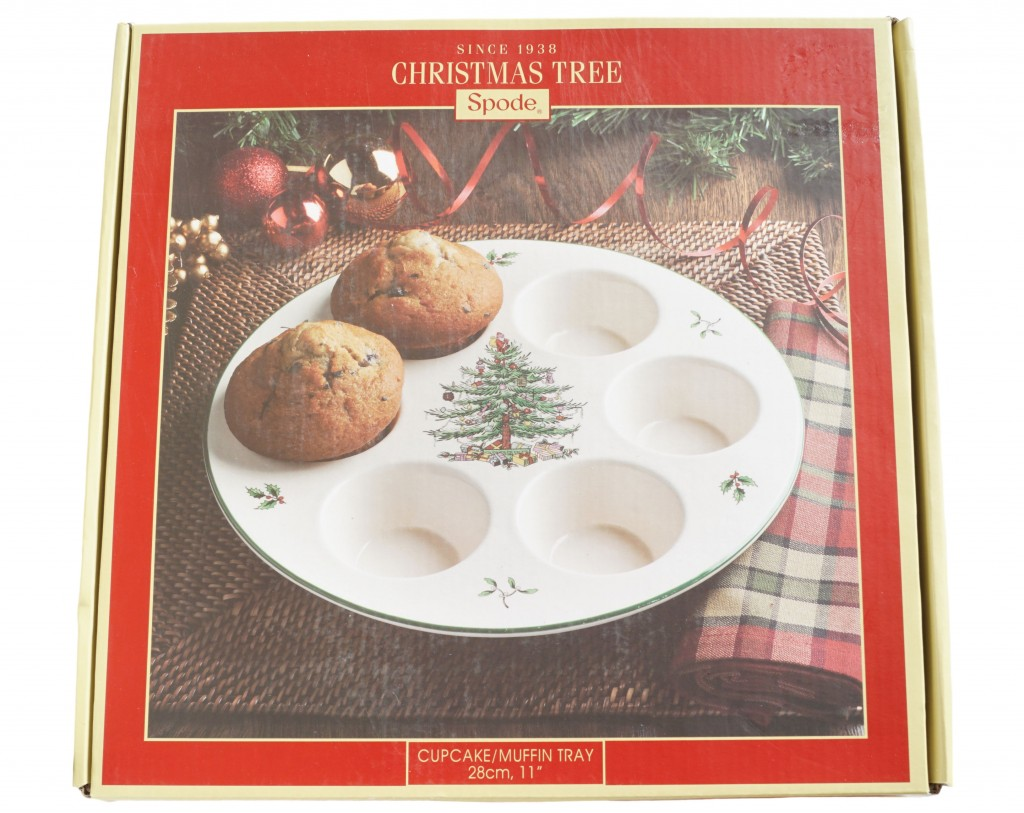 Christmas Tree: Cupcake Or Muffin Tray